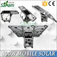 Cool design 400w mini portable home solar panel kit