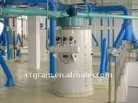 TCR Series Round Inserted high pressure jet filter/Wheat flour machine