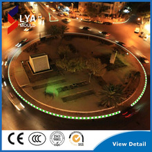 Best sold PE plastic LED curbstone