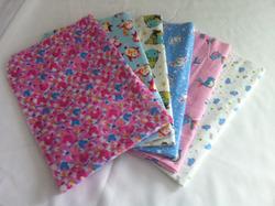printed cotton flannel fabric for children C 20*10 42*42 150CM