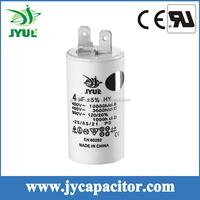 cbb60 4uf 450v motor running capacitor electrolytic capacitor