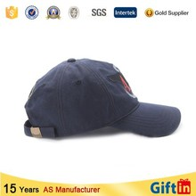 China factory custom logo sport men baseball hat
