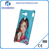 hotselling 3D sublimation phone cover for SONY Xperia SP M35h