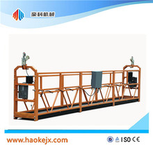 factory construction swing stage electric high building lift equipment