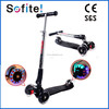 2015 hot sell new design children scooter, folding kick scooter