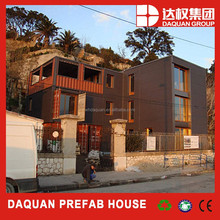 Low cost modern portable movable foldable prefabricated container house