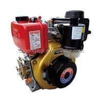 Air cooled single cylinder 170F/178F/186F diesel engine