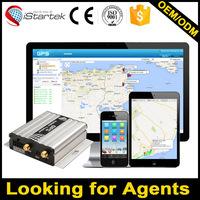 Google Map Tracking Istartek VT600 GPS Tracker