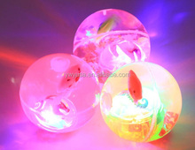2015 promitional Colourful Elastic Ball