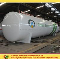 100m3 tank lpg gas storage tank price for sale