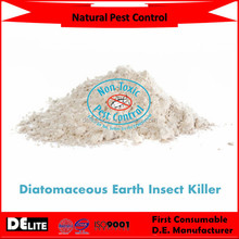DElite Organic 300G/Bottle Diatomaceous Earth(D.E.) Powder Bio Pesticides Type