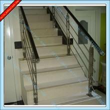 JQ-8006 Stair Railing, Stainless Steel Railing