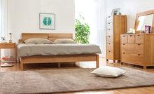 Meilleure qualité hotsell description d'un lit en bois