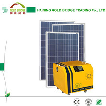 China manufacture 1500w power energy DC AC solar home system off grid