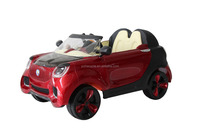 2015 cheap popular colorful electric toy car for 3 - 7 years old children multifunctional kids ride on car