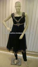 Salwar kameez neck design