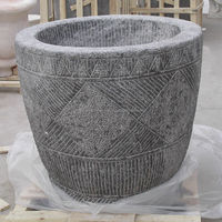 Natural Stone Outdoor Sink Natural Stone Sink Basin SS64