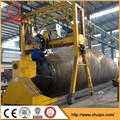 pvc e tpu de armazenamento do tanque de água da máquina de soldadura do tanque equipamentoparasoldagem