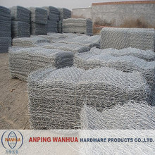 Anping Wanhua-High Quality Gabion Box Stone Cage for sale