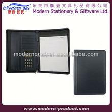 pu/pvc leather agenda/organizer notebook