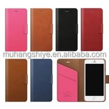 Genuine leather iphone6 Cell Phone Housing