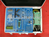 Educational Electronics Trainer, Teaching Equipment Microcontroller Training Kit, XK-KDF2 Microcontroller Trainer