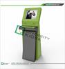 public touch kiosk free standing video screen kiosk self service reported banking kiosk