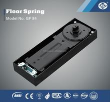 GF84 Floor Spring for glass door aluminum door with ANSI
