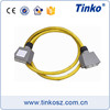 High quality 8 core cable wire, hot runner cable thermocouple cable for hot runner system