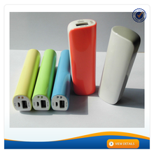 AWC092 New 18650 Battery Power Bank 2600mAh Best Portable Mobile Power Bank Charger For Samsung For Iphone