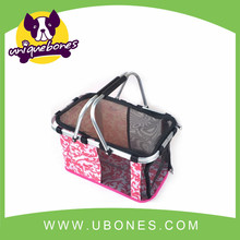 pet products foldable and removable soft dog cat carrier pet carriers/pet carrier/soft dog carrier bag