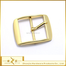 High quality zinc alloy metal belt buckle pin buckle for bags