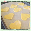 Food Grade Unbleached Parchment Paper Sheets for Pan Lining