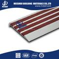 Seguridad de carburo de silicio aluminio husmeando para huella de peldaño de protección