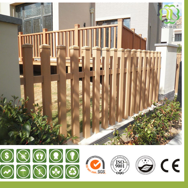 Wholesale high quality wpc tile wpc fence decking garden for Garden decking ornaments