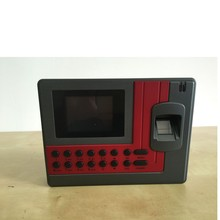 chinese popular one piece staff finger print biometrics keyboard with positive material identification