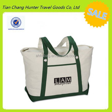 hot new products for 2015 Insulated Grocery Large Capacity Zipper Tote Bag with Extended Front Pocket