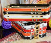 aluminum phone case/metal bumper designer H phone case