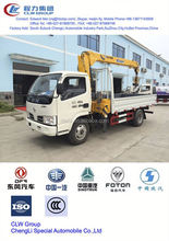 hot sale truck with crane, industrial hydraulic crane