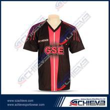 custom team football swear , sublimation football jersey with a reasonalbe price