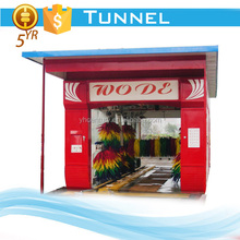 FD automatic tunnel car wash equipment with high quality and best prices