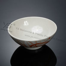hot sale melamine rice bowls new design pattern
