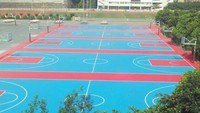 professional portable basketball court sports floor basketball flooring