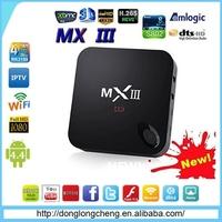 2015 New MINIX NEO X8 - H Quad Core Amlogic S802 2G/16G XBMC Google Media Player IPTV Mini PC Smart Android TV Box
