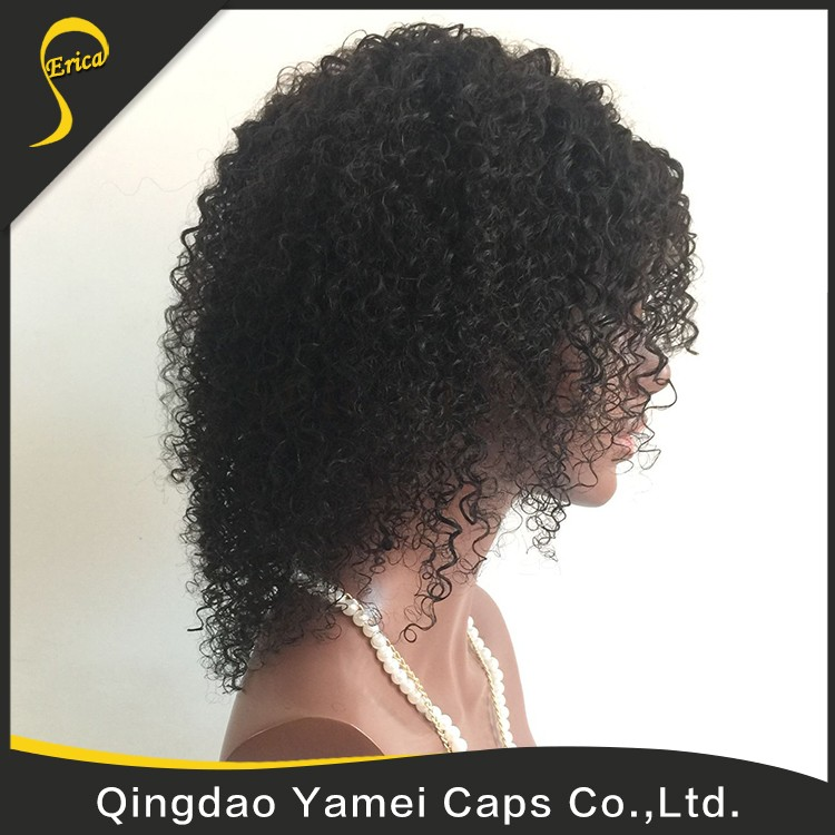 high quality full lace human hair wig for black woman (3).jpg