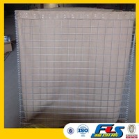 Galvanized Hesco Barrier Wall Welded Wire Mesh(Manufacturer)/Hesco
