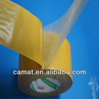 Double sided fiber glass cloth tape DT-5030 with very aggressive adhesion, ,high performance ,even for rough surface