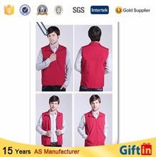Cotton clothes for vest man vest cotton/Work vest