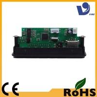 mp3 multimedia player wireless remote control circuit