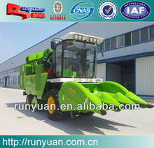 corn combine harvester4YZ-3B on sell !!!